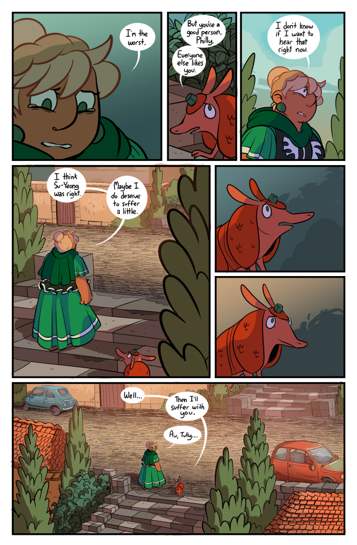 Never Satisfied - Chapter 4 Page 75